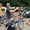 自転車ツアーとマーケットプレイス