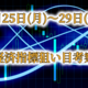 3月5週目の経済指標と狙い目考察!再び米ドル円相場が盛り上がる予感!