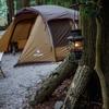 再訪!『滋賀県 姉川パークキャンプ場』林間サイトが素晴らしい!