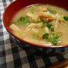 超簡単!!トロウマほっこり!!納豆の味噌汁の作り方
