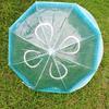【超リアル】『ミズクラゲのビニール傘』 美しい水色に癒される【フェリシモ&加茂水族館コラボ】