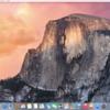 OS X Yosemiteのダークモードを設定する方法