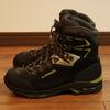 登山靴「LOWA(ローバー) TICAM II(ティカム2) GT WXL」を新しい相棒とする