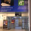 インド デリー空港内にあるホテル「Holiday Inn Express New Delhi Int'l Airport T3」@カトマンズ