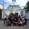 CEC活動記Day4-マザーテレサ孤児院とカレッタ墓地-