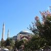 トルコ・スルタンアフメトモスク(ブルーモスク)とトプカプ宮殿【イスタンブール・世界遺産】