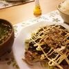 関西人が作る!小麦粉でお好み焼き