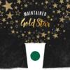 今年も無事、スターバックスGold Star継続できましたとさ。