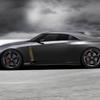 『Nissan GT-R50 by Italdesign』がグッドウッドフェスティバルを走行