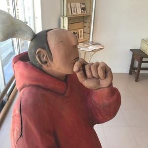 美藤圭(2B works)木彫展「おもいおもい」感想:3月26日まで