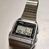 時計をお探しならこれ一本!!カシオのデータバンク