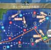 【艦これ】4-5攻略中央ルート 空母3重巡2雷巡1編成