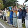 K9護岸工事ストップ! キャンプシュワブ前県民集会
