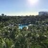 セブ島 シャングリラ マクタン 再訪その14 モーベンピックサイドからプールサイドに部屋変更なる
