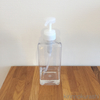 食器用洗剤の詰め替え容器 透明化