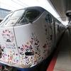 関西空港へは特急はるかが超快適!グリーン車に乗ってみた。