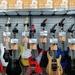 メタルギターがイオンノア店に集結!!
