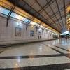 2月18日月曜日 ⑥ 夕方シントラからリスボンに電車で戻る 。リスボン一番人気のジェラード屋さんへ