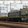第631列車 「 古レールを積載した堅田工臨を狙う 」