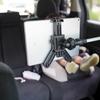 サンワダイレクト「200-CAR070」取り付け方法と使用レビュー【車載ヘッドレストタブレットホルダー】