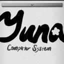 ゆなこん Yuna Computer System