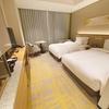 都ホテル博多に泊まってきた①ELLEのアメニティが嬉しい部屋紹介