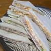 今日のゴーシ飯:サンドウィッチ