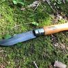 【オピネルナイフ】黒錆化&オイル漬けのやり方と実際にやってみた感想