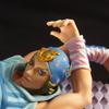 「ジョジョの奇妙な冒険『ジョニィ・ジョースター』フィギュア」このポーズがジョニィを表現しているんですよッ!!