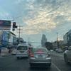 シラチャの景色 セントポール交差点
