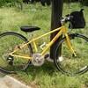 GIANTのクロスバイク ESCAPE R3 WとRIXEN&KAUL アレグラとBAZOOKA ライトホルダーを購入