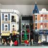 レゴ クリエイター「にぎやかな街角」をクリスマス仕様に改装!