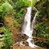 【湯河原観光】不動の滝でマイナスイオンを浴びながら出世の神様にお参りをして、屋外足湯「独歩の湯」で足裏から健康になってきました!