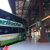 ブエノスアイレスからイグアスの滝へバスで往復40時間。南米のバスグレードや食事について