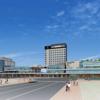 2019年12月、和歌山市民図書館は交通の便の良い南海和歌山市駅に新築移転する