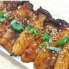 韓国家庭料理の副菜 エリンギのバター醤油