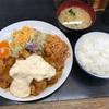 🚩外食日記(769)    宮崎ランチ   「竜宮ラーメン」★11より、【チキン南蛮定食】‼️