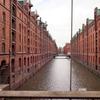 デンマーク&ドイツ&スイス旅「ハンブルク の赤レンガ倉庫群を歩く!美味しいイタリアンとコーヒーでまったりの日」