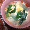 酸辣湯の味を気軽に味わえるスープ