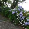 練習で旧桑谷山荘まで