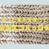 余った毛糸でレジ袋型エコバッグ【毛糸を使い切ってエコな編み物をめざしてみた】