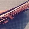 トラベラーズノート ジッパーポケットリフィルを自作する。
