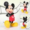 世界で最も有名なネズミ【ミッキーマウス】フィギュアーツZERO『ミッキーマウス』全6種 完成品フィギュア【BANDAI SPIRITS】2018年8月発売予定☆