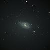M109 おおぐま座 棒渦巻銀河 お先真っ暗