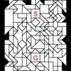 四角渡り迷路:問題27