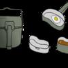飯盒用の 皿 兼中蓋 造り