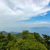 岡山から広島への移動(3) 宮島(厳島)の最高峰・弥山(みせん)に登る