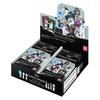 【ツイステ】カードダス『ディズニー ツイステッドワンダーランド メタルカードコレクション3 パックver.』20パック入りBOX【バンダイ】より2020年12月発売予定♪