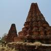 なぜかミャンマーにあるアユタヤ仏塔