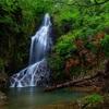 京都・京北 - 涼を求めて・滝又の滝